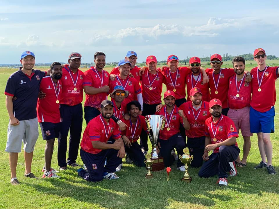 Czech National Cricket Team